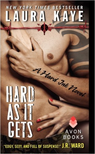 #AmazonGiveaway Laura Kaye Hard Ink AJ Renee