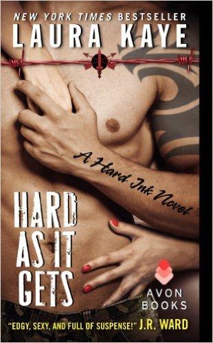 #AmazonGiveaway Laura Kaye Hard Ink AJ Renee