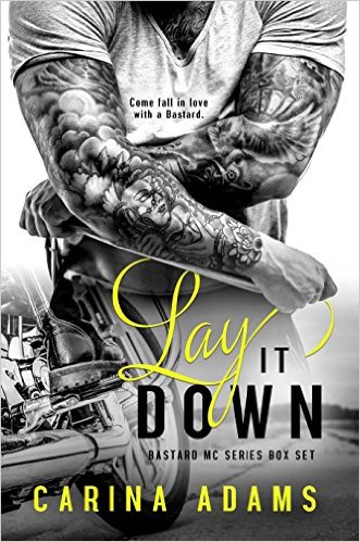 #amazongiveaway Lay it Down Carina Adams Twitter