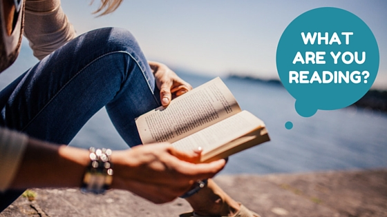 Reading romance books relax