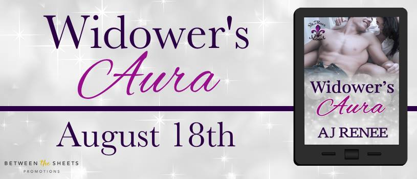 PreRelease Banner Between the Sheets Promotions Widower's Aura