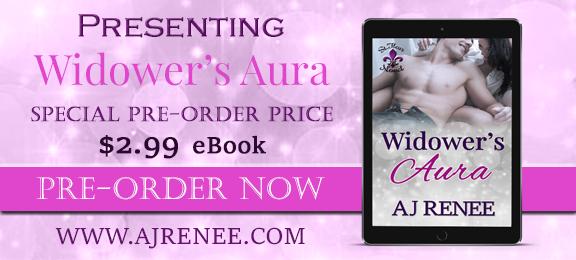 Pre-orders Widower's Aura AJ Renee Special price
