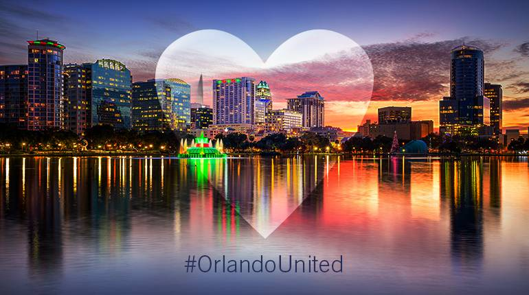 Orlando United Love is Love