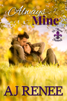 ALWAYS MINE BOOK 2 ST. FLEUR NOVEL SERIES