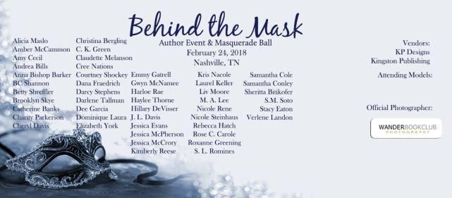 Behind the Mask AJ RENEE