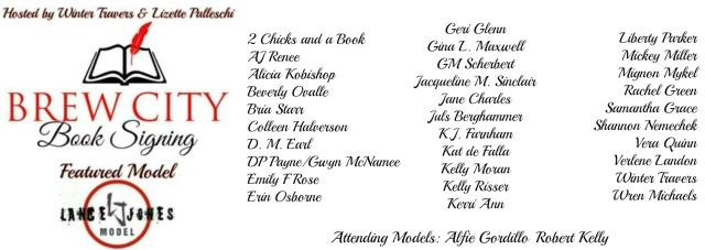 Brew City Book Signing AJ Renee