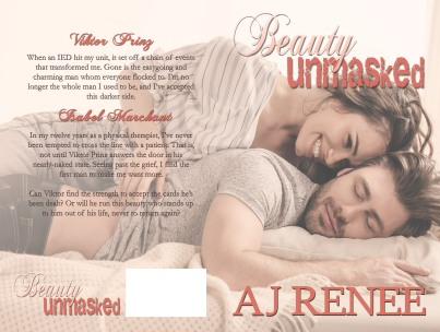 Beauty Unmasked Cover Reveal