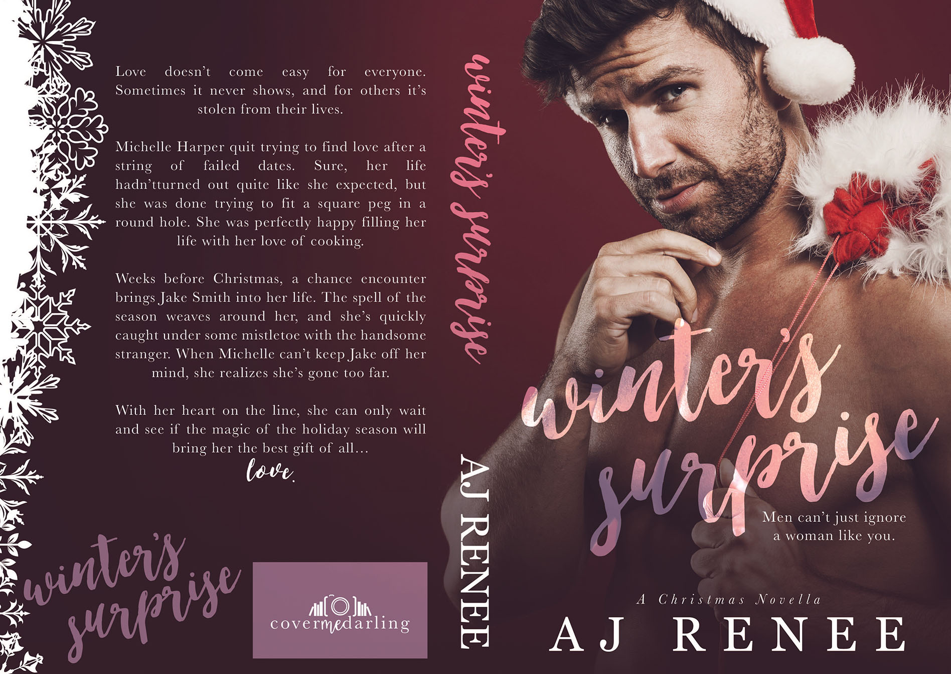 Winter's Surprise AJ Renee Holiday Romance
