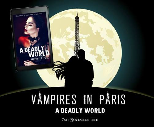 surviving paris aj renee a deadly world vampires in paris r.l. weeks