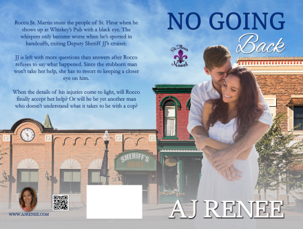 No Going Back AJ Renee Rocco and JJ Sweet Romance