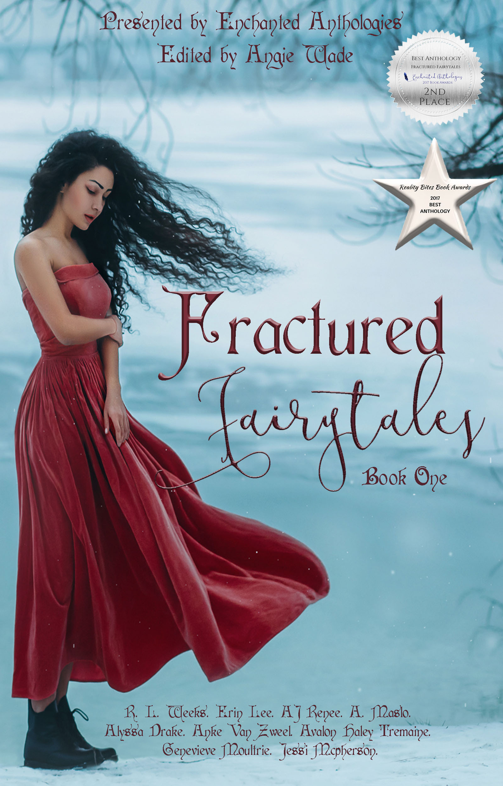 Fractured Fairytales Book One AJ Renee RL Weeks