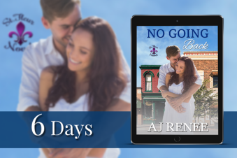 NO GOING BACK AJ RENEE #MUSTREAD #ONECLICK ROMANCE
