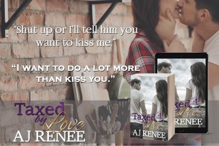 Taxed by Love AJ Renee St Fleur Novel