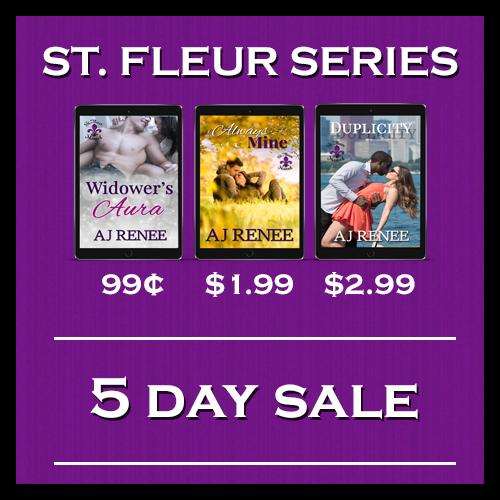Sale #99cents St Fleur Series
