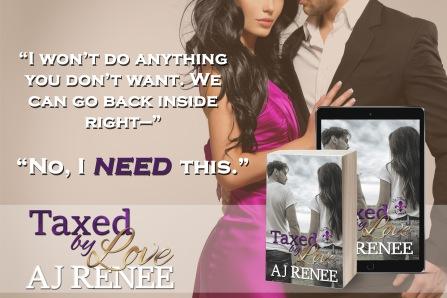 Taxed by Love AJ Renee