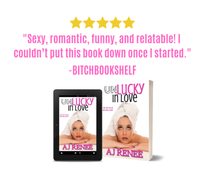 AJ Renee Unlucky in love $0.99 #99cents