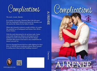 Complications AJ Renee St. Fleur Novel Romance novel