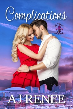 complications aj renee st fleur novel