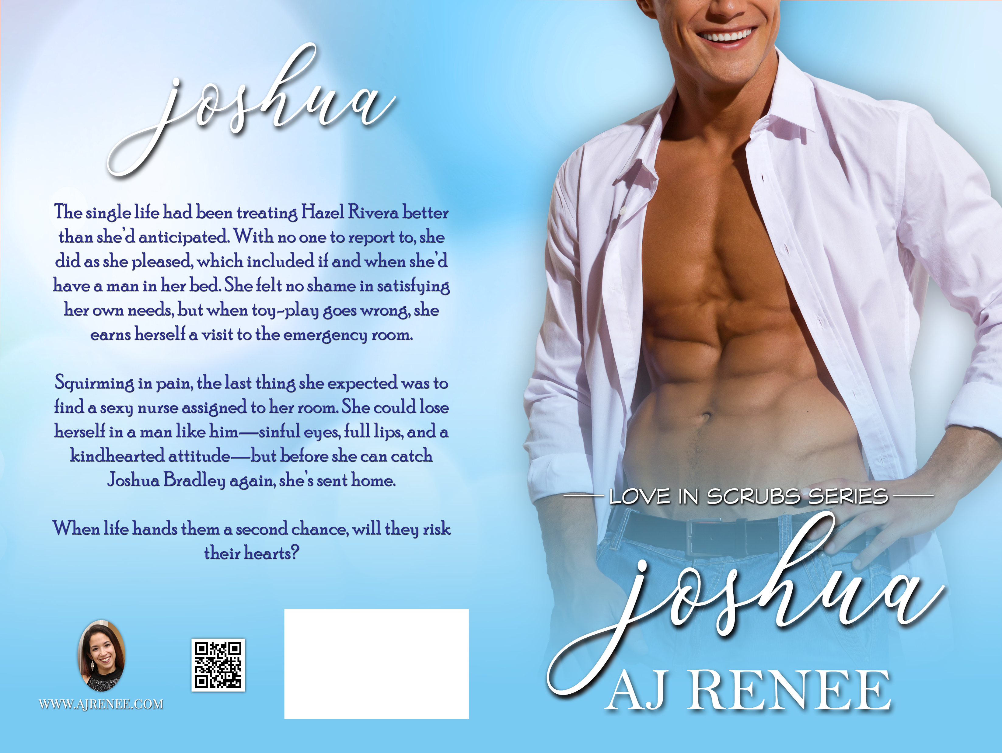 aj renee joshua must read romance