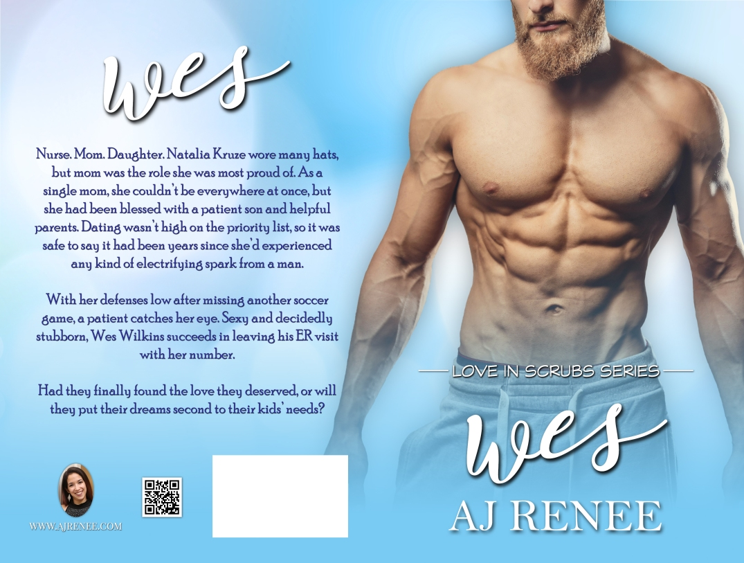 Wes Love in Scrubs AJ Renee Must Read One Click