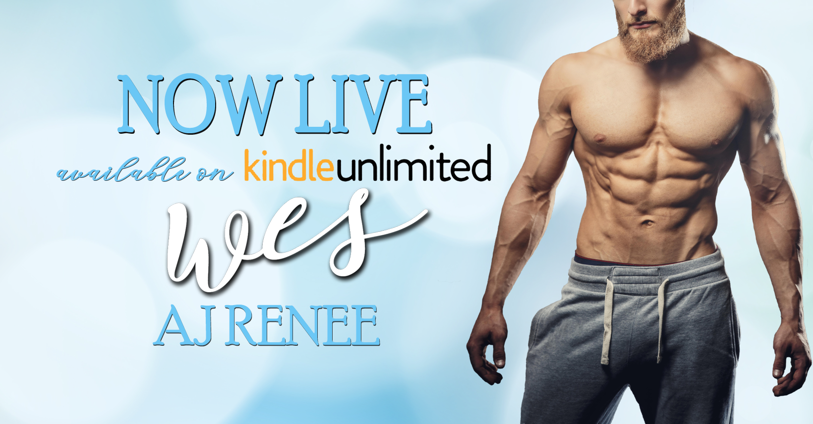 aj rENEE WES must read kindle unlimited