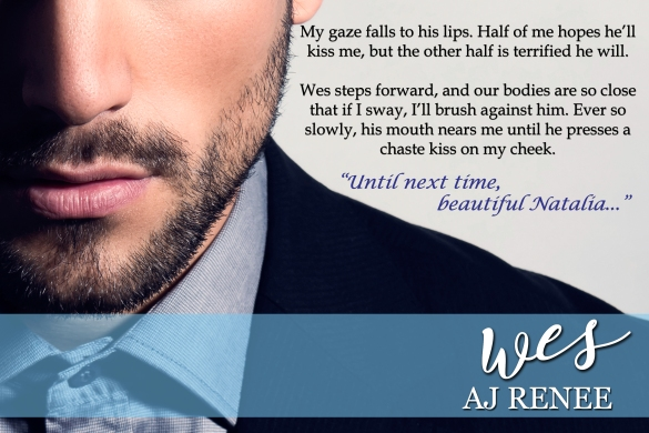 Wes AJ Renee must read kindle unlimited