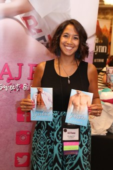 Wotr Writer's on the River AJ Renee Book Signing Book Event