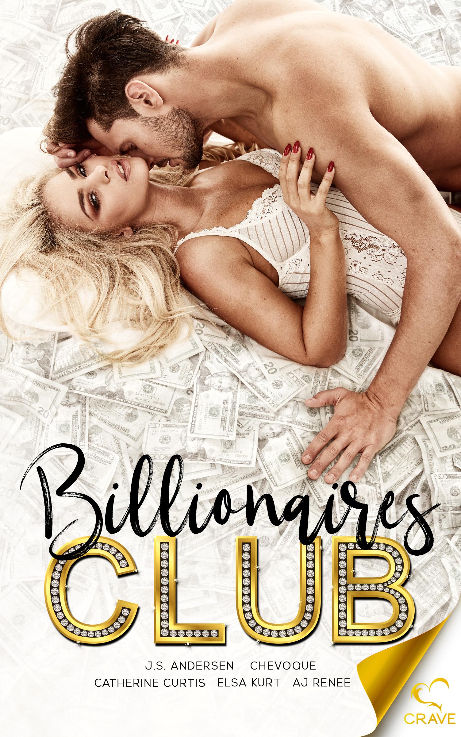 Billionaires Club Crave Publishing AJ Renee