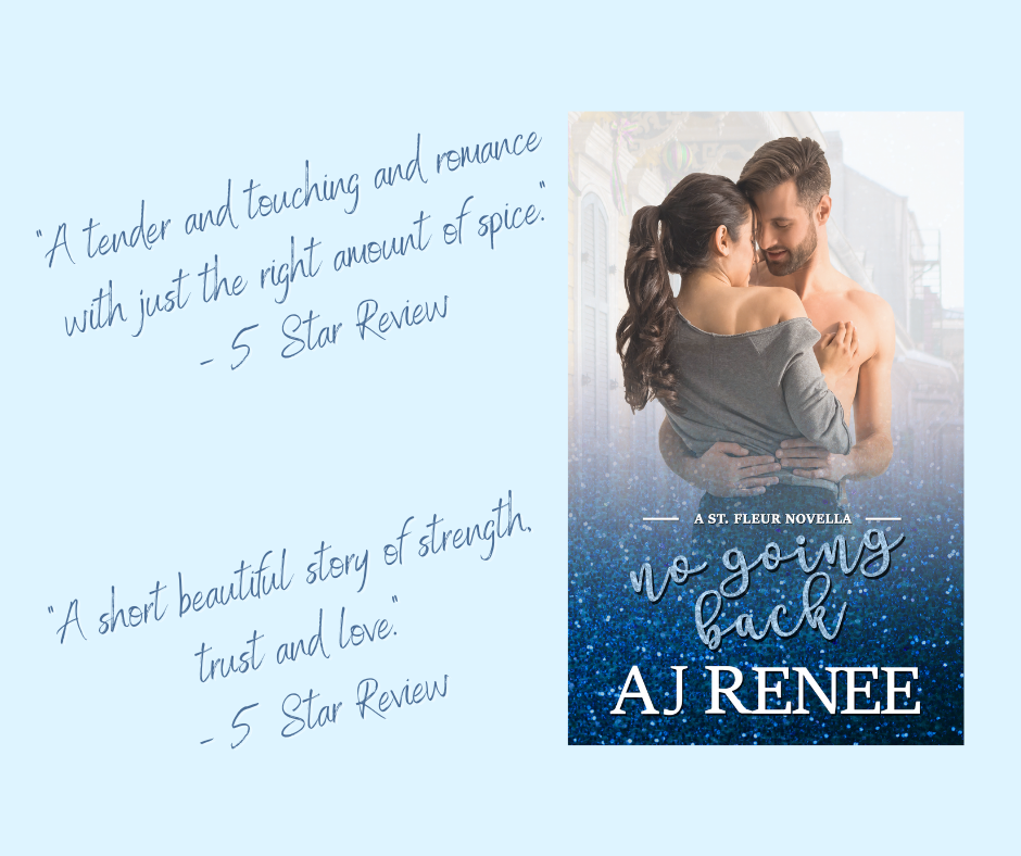 A tender and touching and romance with just the right amount of spice. - 5 Star Review